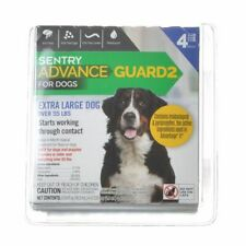 LM Sentry Advance Guard 2 for Dogs Dogs 55+ lbs - 4 Month Supply