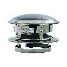 Selkirk Metalbestos 8T-CT 8-Inch Stainless Steel Round Top 542530