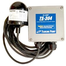Tsurumi Water Pump NK2-15 Qwik Pak Float Switch For NK2-15 110V Only