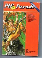 PIF PARADE Aventures n°1. Robin des Bois - Jacques Flash - Vaillant 1977 - TTB