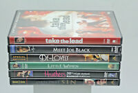 Romantic DVD Movies Lot Of 6 DVD Pre-Owned Good