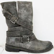 FELMINI 💕 Damen Stiefel Gr. 40 Echteder Boots Woman Schuhe