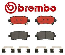 For Buick LaCrosse Cadillac XTS Chevrolet Impala Rear Brake Pad Set Brembo