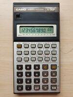 Scientific Calculator CASIO fx-180P, wissenschaftlicher Taschenrechner #598