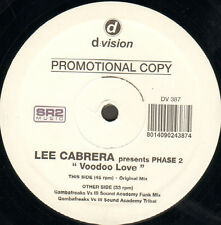 PHASE 2 - Voodoo Love - Feat. Lee Cabrera - D:Vision