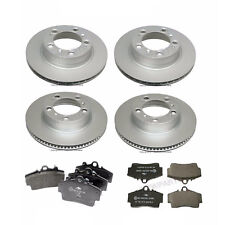 For Porsche Boxster 1997-2004 Front+Rear Vented ATE Rotors & Pads Brake KIT
