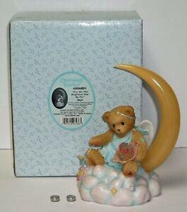 Cherished Teddies Skye Figurine # 4004801 Adoption Center Exclusive Brightest
