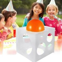 11 Holes Balloon Sizer Measurement Box Cube Template Box Tool For Wedding Party