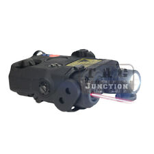 FMA Target Pointer Illuminator  Aiming Light LED Light + Red Laser  w/ IR Lens