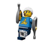 Series 15 n-04 Clumsy guy 71011 LEGO,accidentado,torpo,figura,minifigure,serie