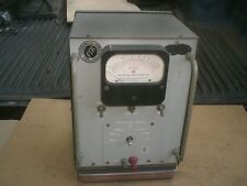 Vintage Ballantine Laboratories Vacuum Tube Ac Voltdecibels Meter