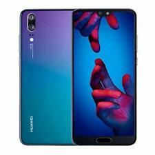 HUAWEI p20 128gb Smartphone Senza SIM-lock Twilight-come nuovo