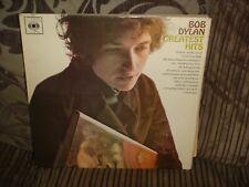 BOB DYLAN - GREATEST HITS - Vinyl LP RECORD ALBUM - 1966 - 62847 - N68