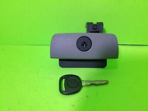 07-14 Trailblazer Envoy Silverado Suburban - Glove Box Latch Key Handle Lock OEM