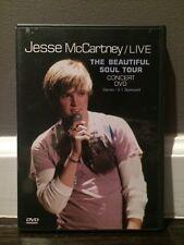 Jesse McCartney: Beautiful Soul Concert (DVD) Used