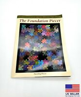 The Foundation Piecer - Vol 4, Number 2 - Puzzling Pieces Pattern Journal Quilt