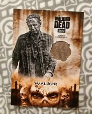 2018 Walking Dead: Hunters and the Hunted Walker Costume Relic Card WR-1 53/99