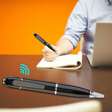 NEW WIFI HD audio Digital voice recorder IN A Pen covert hidden micro SPY camera