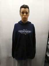 Reebok XL New England Patriots Undefeated season 2007 Hoodie Sweatshirt NFL