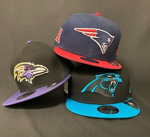 NEW ERA NFL 9FIFTY Snapbacks - *All Sizes are M-L* - *Multiple Teams*