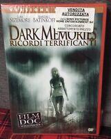 Dark Memories Ricordi terrificanti (2006) DVD Rent Nuovo Sigillato come Da Foto