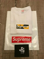 Supreme Brooklyn Box Logo Tee Large T-Shirt