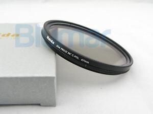 Haida Slim PROII Multi-coating C-POL Circular Polarizer - Schott Glass 67mm
