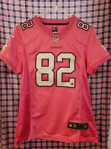 Pink Jason Witten Dallas Cowboys Jersey 82 Girls L On-field Nike