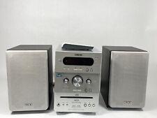 Sony Micro HI-FI component System Model HCD-GPX6 Cassette CD