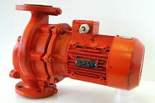 KSB TRIALINE 50-160 Kreiselpumpe Wasserpumpe Blockpumpe 1,1kW DN50 7-33m³ 9-6m