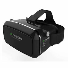 Movie Video 3D VR Virtual Reality Glasses For Samsung Galaxy J1 J2 J3 J5 S6 S7 8