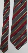 -AUTHENTIQUE cravate cravatte LOUIS FÉRAUD  100% soie  TBEG  vintage