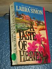 A Taste of Heaven by Laura Simon FREE SHIPPING 0425118738