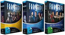 Farscape - Verschollen im All - Staffel 3+4+5 [BLU-RAY] Deutsch - Fernsehjuwelen
