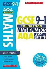 Maths Foundation Exam Practice Book for AQA (GCSE Grades 9-1) by Norman, Naomi |
