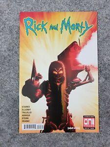 Rick and Morty #40 Vasquez Iron Man 282 Variant Homage