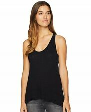 LAmade 173914 Womens Bess Racerback Scoop Neck Sleeveless Tank Top Size Small