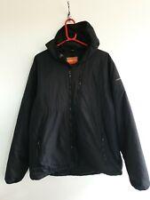 Merrell Para Hombre Negro Aislamiento Térmico Chaqueta de Abrigo Caliente XL