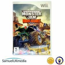Monster Jam: Urban Assault (Wii) **GREAT CONDITION**