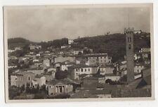 Italy, Fiesole, Panorama Rp Postcard, B108