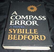 A Compass Error Sybille Bedford 1969 HCDJ