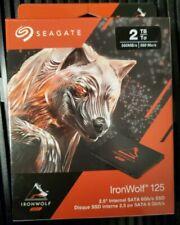 Seagate IronWolf ZA2000NM1A002 2 TB SSD - 2.5  SATA III