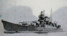 Yankee Model Works Resin Kit-1/350 Ykm 35071 Ijn Heavy Cruiser Mikuma 1938