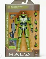 Halo The Spartan Collection Master Chief Action Figure Sealed New