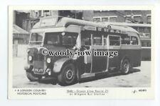 pp2149 - London - T624c- Green Line Route Z1, Algate Station - Pamlin postcard