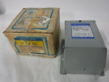 NEW IN BOX GE GENERAL ELECTRIC TRANSFORMER 9T51B109 1 PH 120/240 1D