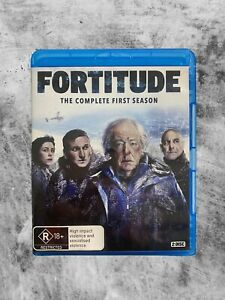 FORTITUDE : THE COMPLETE FIRST SEASON (2015) BLU RAY CULT THRILLER TV SERIES R4