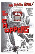 The Choppers movie film DVD transfer Hot Rod Drag Race Car Club Gang