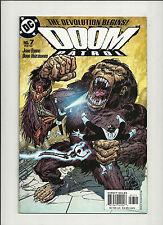 Doom Patrol  #7  NM   Vol 4