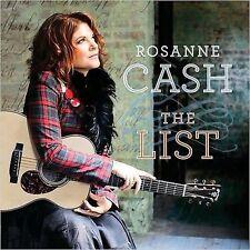 Cash, Rosanne, List, Excellent
